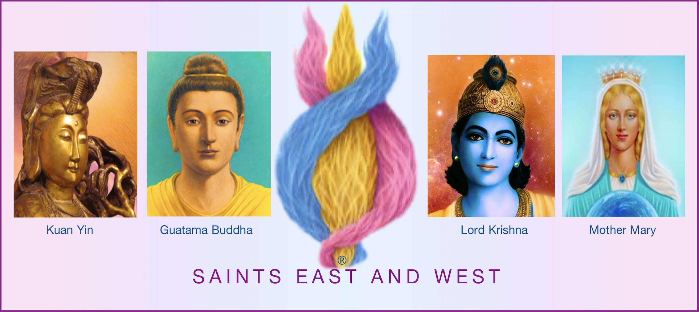 Saints East and West