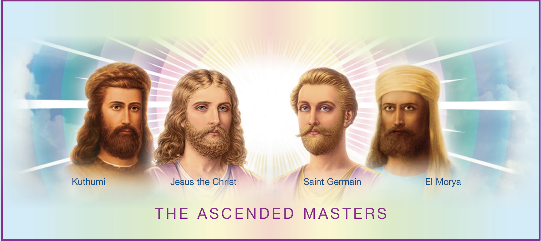 The Ascended Masters